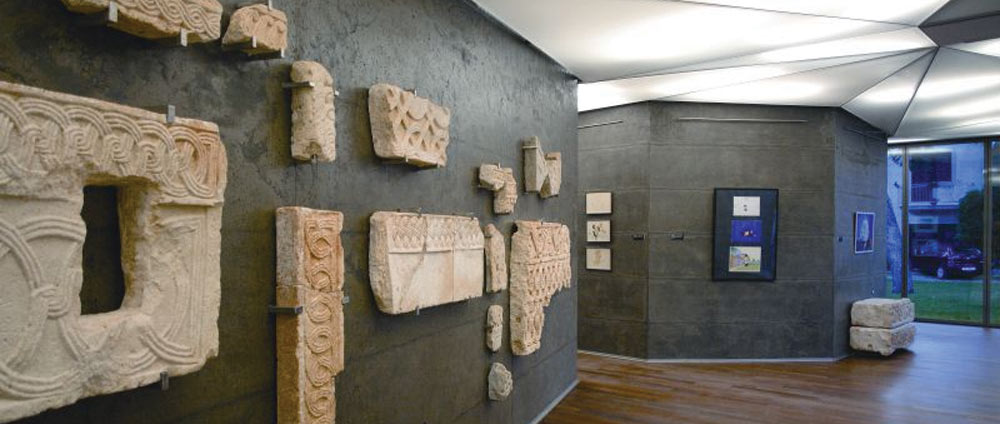 Istria Sun Cultural Sight Stone Collection Of The