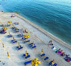 Istria Sun Beach Bi Val In Pula Istria Croatia Photos Maps And