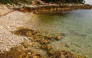 Beach Bay Guštinja, Rovinj