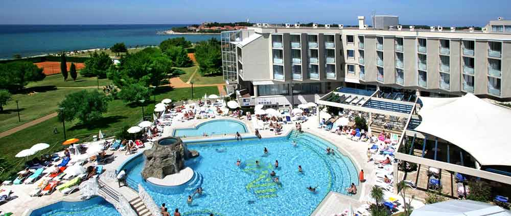 Hotels in Novigrad
