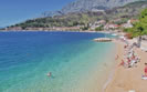 Beaches Makarska, Dalmatia