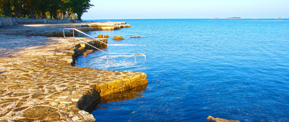 Istria Sun - Spiaggia FKK Istra a Funtana, Vrsar, Istria