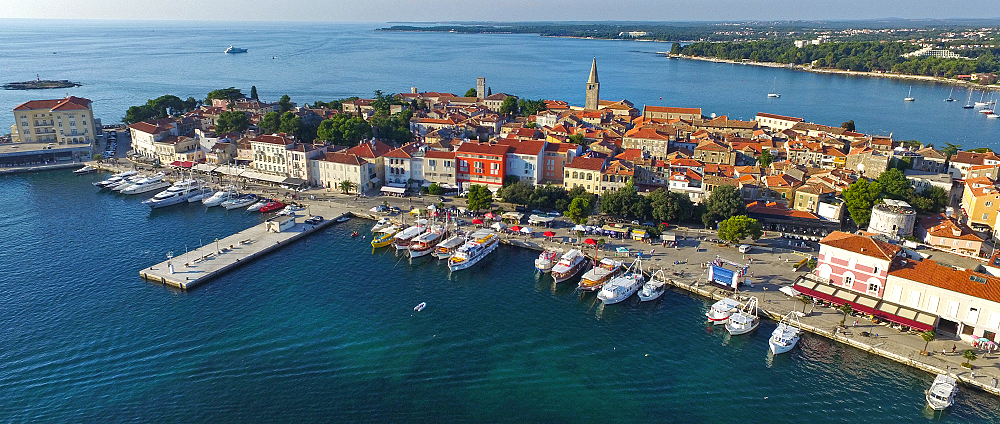 Private accommodation in Porec, Istria