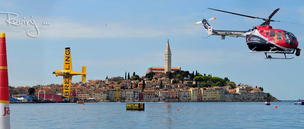 Red Bull Air Force Rovinj, Istria