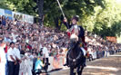 The Sinjska Alka, a knights' tournament in Sinj