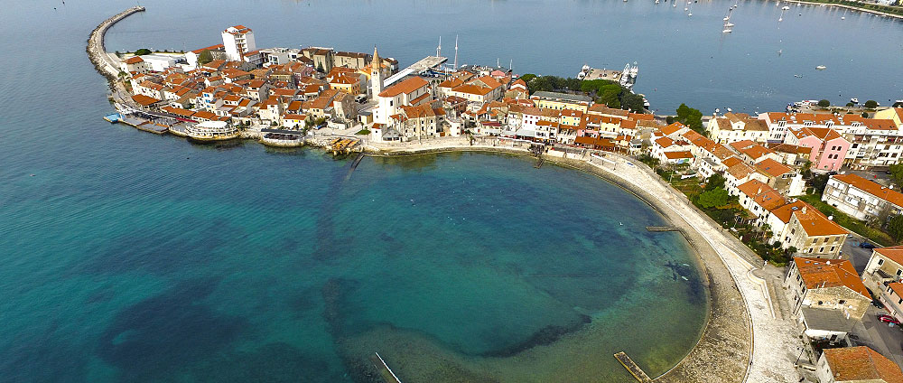 Private accommodation in Umag, Istria