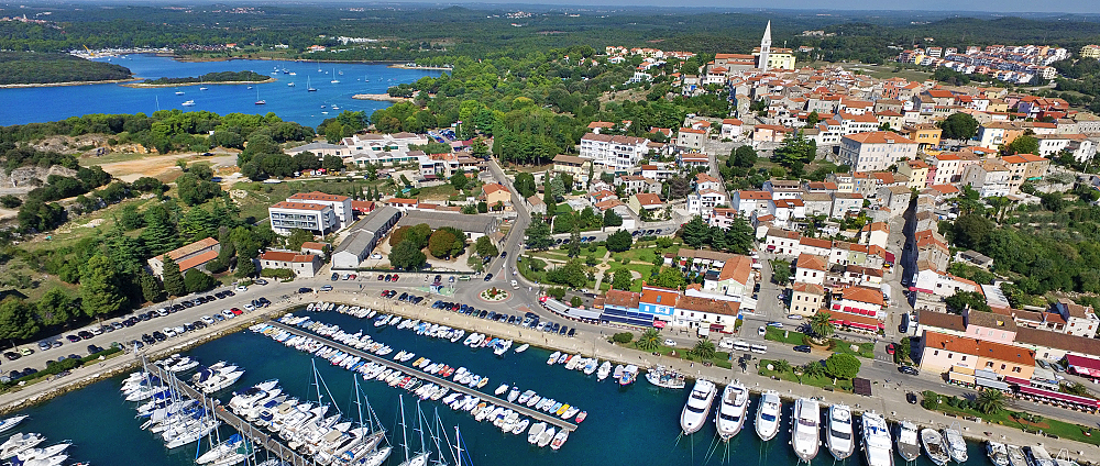 Private accommodation in Vrsar, Istria