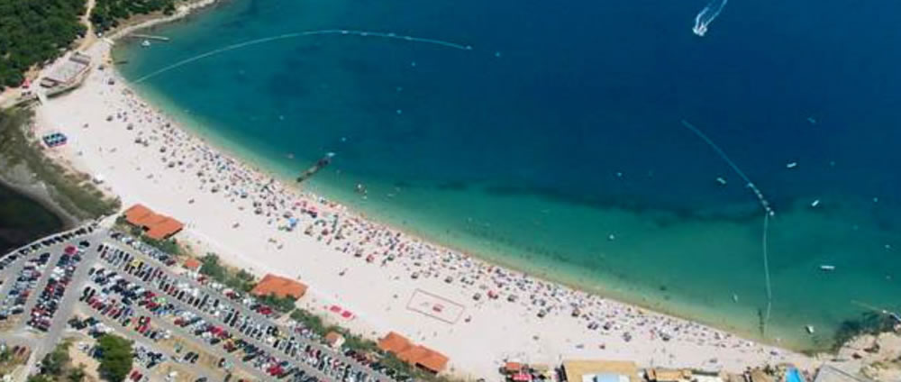 Beaches Dalmatia