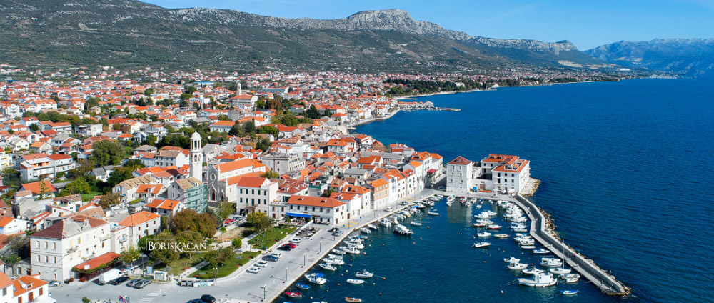 Dalmatia tourist guide, Private apartments and holiday homes