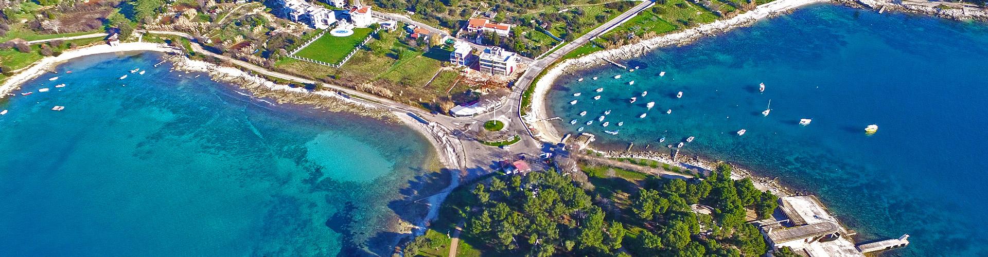 Istria Sun Beach Stoja In Pula Istria Croatia Photos